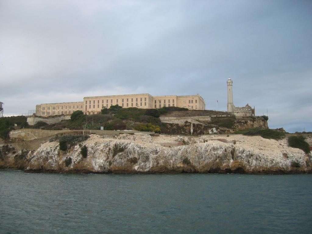 Alcatraz Island, San Francisco Bay, CA