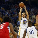Stephen Curry - Golden State Warriors - Oakland, CA