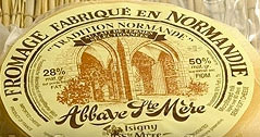 Abbaye Ste Mere Cheese