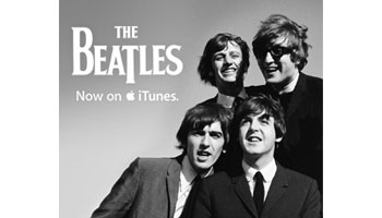 The Beatles - Now on iTunes!