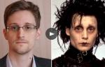Snowden/Scissorhands