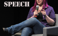 Zoe Quinn - Censor Speech
