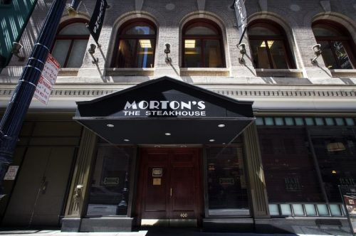 Morton's The Steakhouse - San Francisco