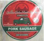Ernesto's Pork Sausage