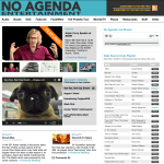 No Agenda Entertainment 2013