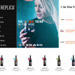 Reality Wines website
