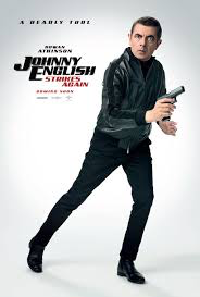 Johnny English: Strikes Again (2018)